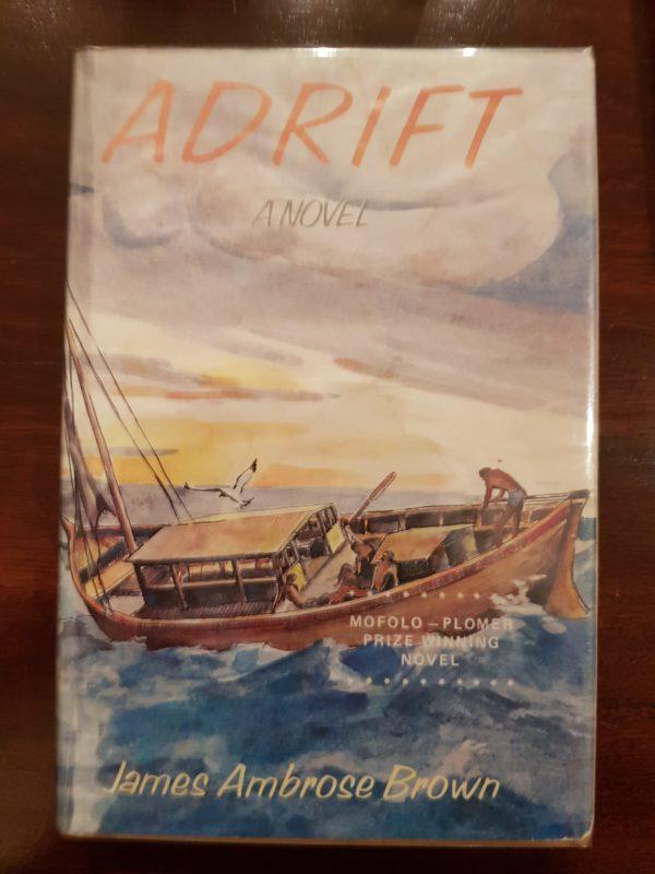 adrift-james-ambrose-brown