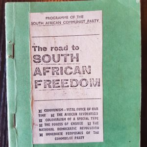 road-freedom-south-african-communist-party