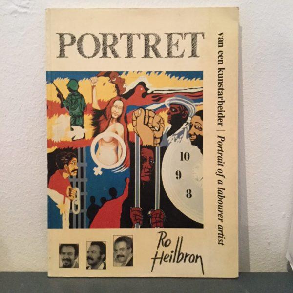Portret_van_een_kunstarbeider_Portrait_labourer_artist_Ro_Heilbron_Rabin_Baldewsingh