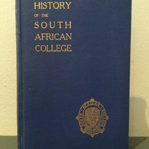The History_South_African_College_Ritchie