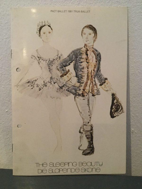 The_Sleeping_Beauty_Die_Slapende_Skone_Pact_Ballet_1981_Truk_Ballet