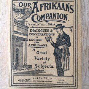 Our_Afrikaans_Companion_Lint_Malan