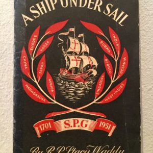 A_Ship_Under_Sail_The_First_50_Years_S.P.G_Stacy_Waddy