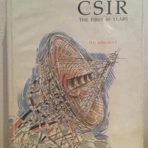 The_CSIR_The_First_40_Years_Kingwill