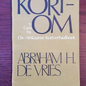 Kortom_Gids_by_Die_Afrikaanse_Kortverhaalboek_Abraham_H_De_Vries