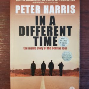 In_A_Different_Time_the_inside_story_of_the_Delmas_Four_Peter_Harris_Signed