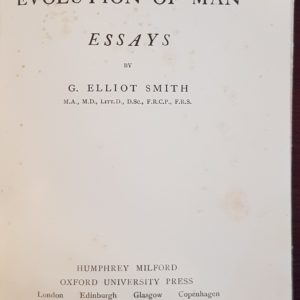 The_Evolution_of_Man_Essays_G_Elliot_Smith