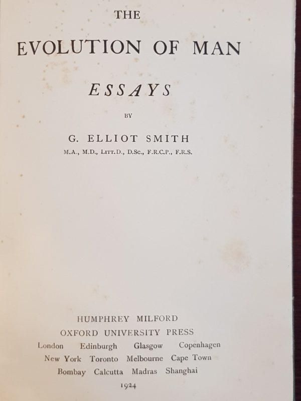 The_Evolution_of_Man_Essays_G_Elliot_Smith