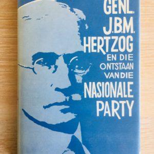 Hertzog_Ontstaan_Nasionale_Party_Naudé
