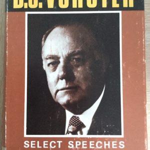 BJ_Vorster_Selected_Speeches_Geyser