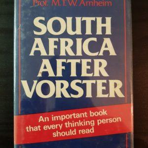 South_Africa_After_Vorster_Arnheim