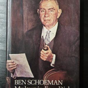 My_Lewe_in_die_Politiek_Ben_Schoeman