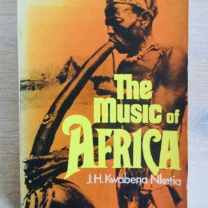 The_Music_of_Africa_Kwabena_Nketia
