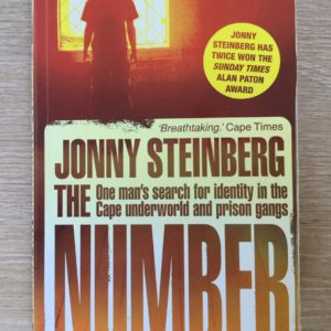 The_Number_One_Man's_Search_for_Identity_in_the_Cape_Underworld_and_Prison_Gangs_Jonny_Steinberg