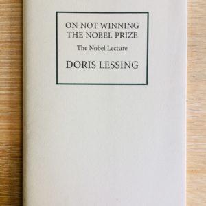 On_Not_Winning_the_Nobel_Prize_Doris_Lessing