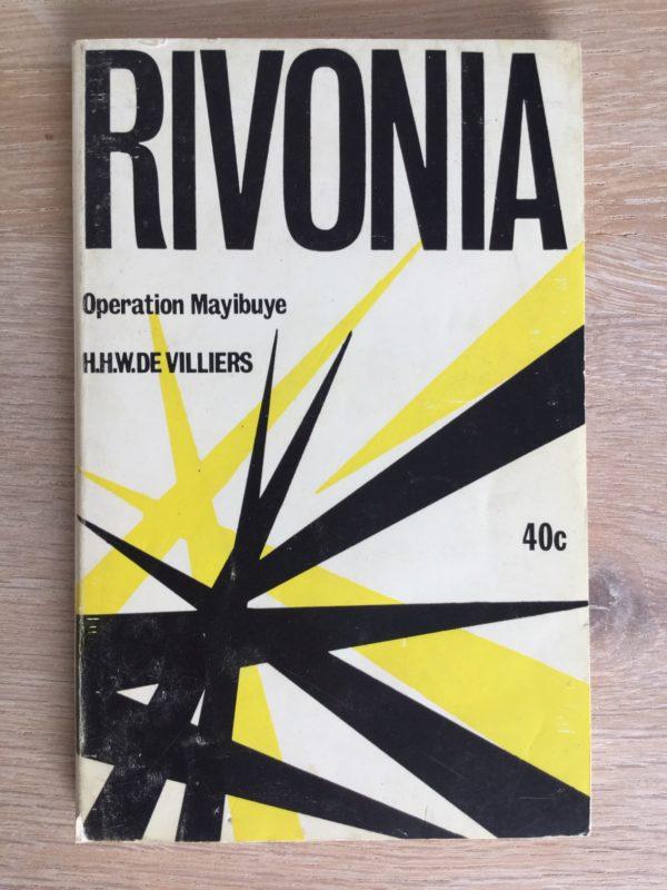 Rivonia_Operation_Mayibuye_De_Villiers