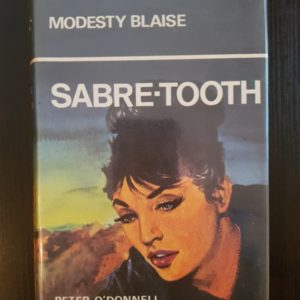 Sabre-Tooth (Modesty Blaise) - Peter O'Donnell
