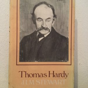 Thomas Hardy: a critical biography - J.I.M. Stewart