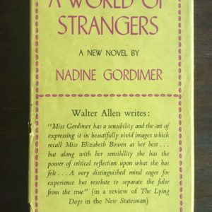 a_world_of_strangers_nadine_gordimer