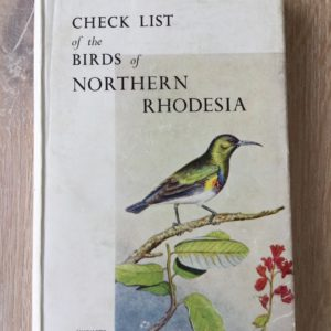 checklist _birds_Northern_Rhodesia