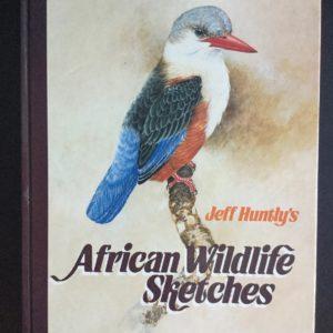 african_wildlife_sketches_huntley