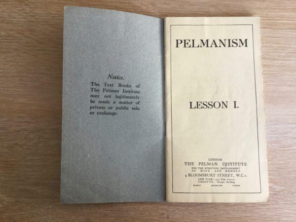 pelmanism