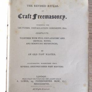 revised_ritual_of_craft_freemasonry