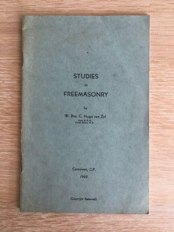 studies_in_freemasonry_hugo_van_zyl